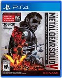 Metal Gear Solid V: The Definitive Experience (PlayStation 4)